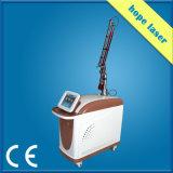 Heiße verkaufenPico Laser-Tätowierung-Abbau-Maschine mit niedrigem Preis
