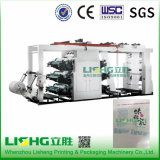 Ytb-6800 6colors High Speed Rolling Woven Flexo Printing Machinery