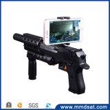 Jouet de canon de téléphone mobile de jeux de tir de Bluetooth 4.0 Ar-01 3D
