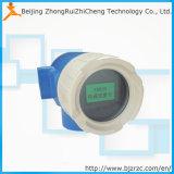 Preço do debitómetro de líquido / medidor de vazão de água eletromagnética para controlo remoto