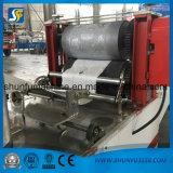 Máquina de alta velocidade da fatura de papel do guardanapo do tecido com a máquina de embalagem de dobramento