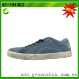 L'homme Greenshoe Sneaker toile chaussures chaussures occasionnel plat pour l'homme
