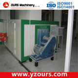 鋼鉄Structure Powder Coating Production Line