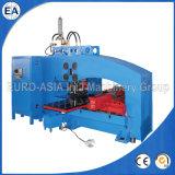 Máquina de perfuração de placas grossas hidráulicas CNC