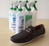 Agente de limpeza de 0,5L Detergentes para calçado e artigos de couro