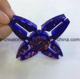 Moderne Aluminiumlegierung-Handspinner-Dreieck-Befestigungsklammer-Form im heißen Verkauf