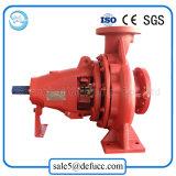 Horizontale Enden-Absaugung-Feuerbekämpfung-zentrifugale Wasser-Pumpe