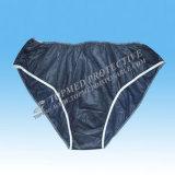 Non сплетенные сводки G-Шнура Tanga нижнего белья устранимые сексуальные для людей