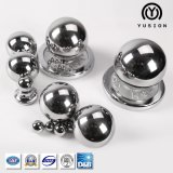 AISI 52100 Chrome Steel Balls com Complete Specifications