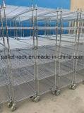 Racks de Exibição de cromo ajustável