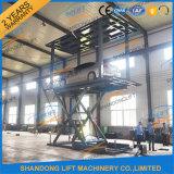3t 3m de Dubbele Lift van de Auto van de Ondergrondse Garage van het Platform Hydraulische