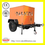 Het Verwarmen van Nakin de VacuümOlie van de Transformator, de Zuiveringsinstallatie van de Isolerende Olie