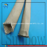 Special Uncoated High Temperatures Fiber Glass Sleeve