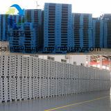 De specifieke Plastic Pallet van 3 Staven van de Specificatie Medium-Duty
