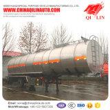 Нефтяного танкера трейлер Semi с теплоизоляционным слоем 100mm