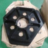 CNC di precisione che lavora le parti alla macchina anodizzate dell'alluminio 6061-T6