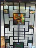 Chinesische kundenspezifische Muster-Sicherheits-Buntglas-Pflanze für Kirche