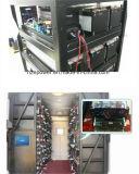 주문을 받아서 만들어진 리튬 건전지 에너지 저장 시스템 (ESS)
