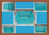 Warehouse를 위한 Eco-Friendly Top Quality Plastic Folding Storage Basket