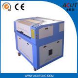 Máquina del laser del precio de la máquina de grabado del laser cristalino mini para la foto