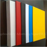 Hoja de espuma de PVC para la decoración interior y exterior