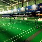 O fabricante profissional do revestimento interno do Badminton do PVC com Bwf Certifacation