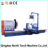 Macchina del tornio di alta precisione della Cina per l'asta cilindrica di giro del cantiere navale (CK61160)