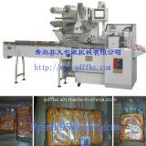 O PLC controla a máquina de envolvimento horizontal de desinfeção automática do fluxo dos Wipes