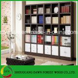 Bookcase дешевого цены деревянный с материалом MFC