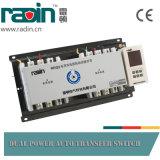 Interruttore automatico di trasferimento di Rdq3cma-225A/3p, ATS con MCCB