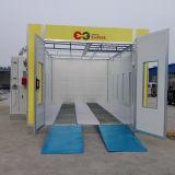 Câmara de pintura automóvel barato aquecedor da cabine de pintura cabine de spray