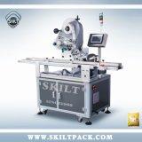 Skilt 공장 충분히 채워진 부대 윗 표면 스티커 레테르를 붙이는 기계