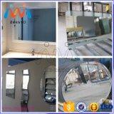 Plata Espejo de baño rectangular / oval / plaza / Ronda / Círculo