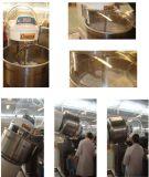 Edelstahl-Mehl-Mischmaschine-Maschine mit dem Selbst-Spitzen für Brot (SMT130)