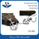 Collana d'acciaio del pendente di fascino di Staineless di alta qualità
