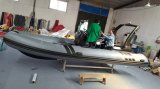 5.8m Barco de velocidade inflável rígido Rib580 com Ce Cert.