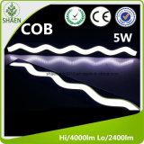Piezas de coches universal COB LED Daytime Running Light