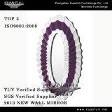 Espelho de parede colorido (ISO 9001: 2008)