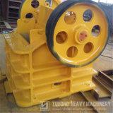 Yuhong hohe Kennzahl-niedriger Preis-Kleber-Klinker-Kiefer-Zerkleinerungsmaschine China