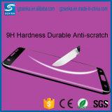 Silk Druck-ausgeglichenes Glas-Bildschirm-Schoner der Volldeckung-3D für Samsung-Galaxie-Anmerkung 7