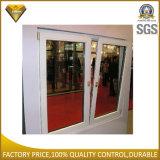 Innere Öffnungs-Aluminiummarkisen-Fenster mit Moskito-Netz (JBD-K17)