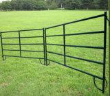 5 футов*10FT раунда пера используется панель домашнего скота и лошадей Corral панели
