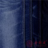 Indigo de algodón tejido Denim Jeans