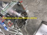 ねじられた増強された圧力管を作り出すためのプラスチック機械装置