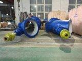 Pompe à eau mélangée axiale submersible électrique de flux