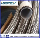 Tuyau de frein en PTFE flexible tressé en acier inoxydable