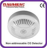 2-Wire, Detector de gas Co convencional, LED remoto, alarma de gas (400-002)