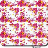 Tsautop 1m Decorative Materiel Flower Pattern Dipping Hydrographic Water Transfer Printing Film
