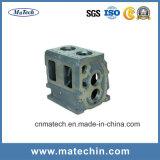 ISO9001伝達ハウジングのための工場によってカスタマイズされる高精度の鉄の鋳造