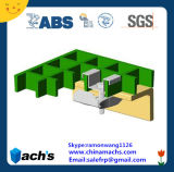 J тип фиксаторы решетки 316s/S ISO 9001